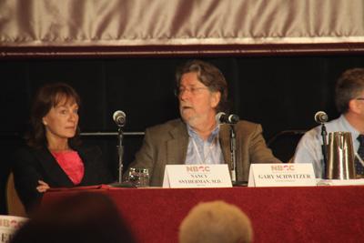 NBCC Panelists.