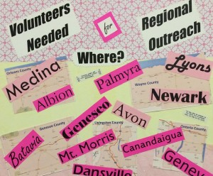 Become a regional volunteer for the Breast Cancer Coalition of Rochester!