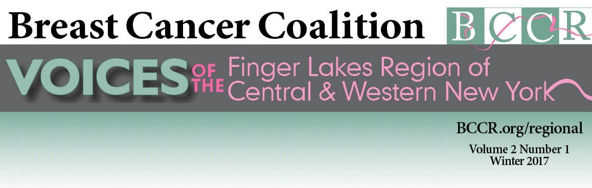Winter 2017 Voices of the Finger Lakes Banner