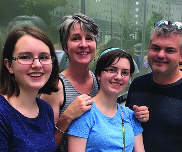 Bethann and family - crop 2
