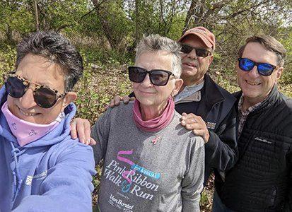 Leni, Lida and guys